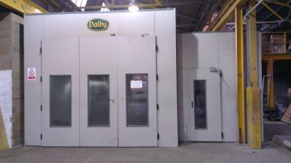 Used Paint Booth For Sale Craigslist