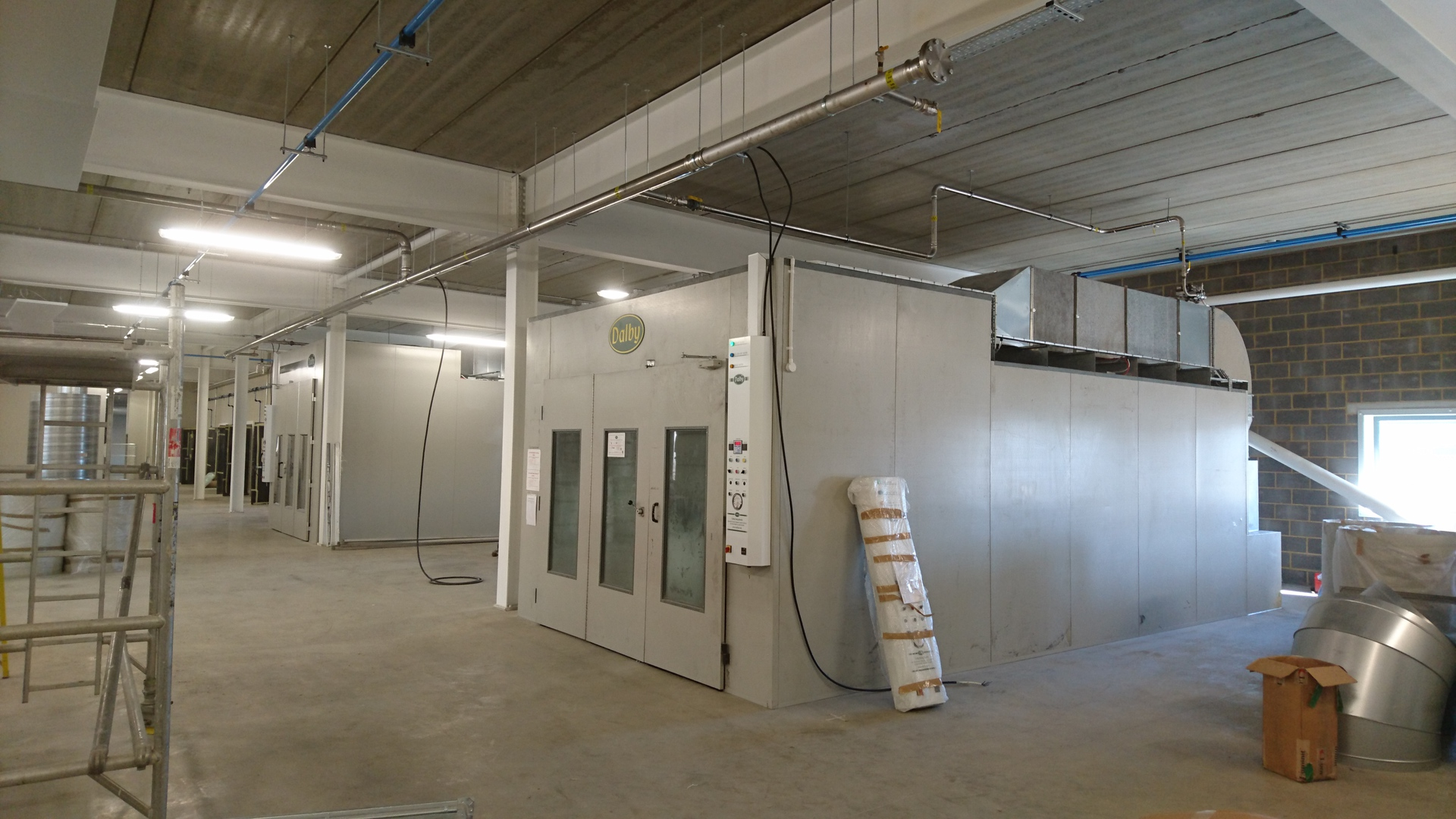 Used Paint Booth For Sale In Bc